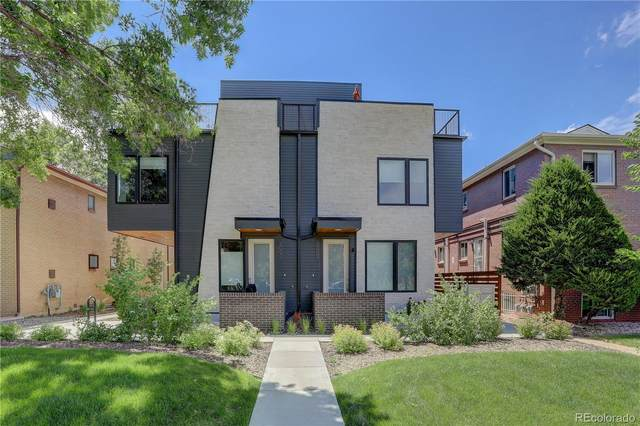 2059 S Milwaukee Street, Denver, CO 80210 (#6078333) :: Mile High Luxury Real Estate