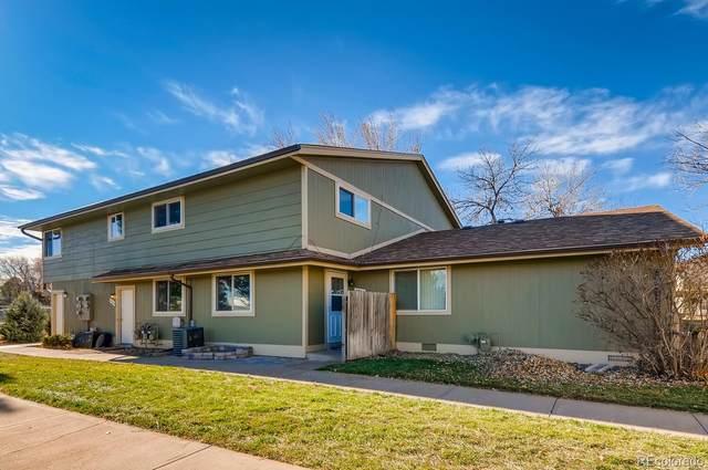 1195 S Fairplay Circle B, Aurora, CO 80012 (#6078664) :: Peak Properties Group