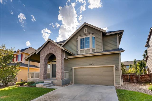 10219 Richfield Street, Commerce City, CO 80022 (#6078820) :: The Peak Properties Group