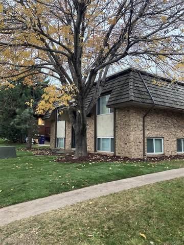 2635 S University Boulevard, Denver, CO 80210 (#6079086) :: The Gilbert Group