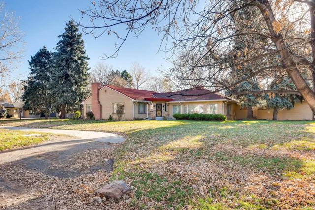 3456 S Clayton Boulevard, Englewood, CO 80113 (#6079100) :: House Hunters Colorado