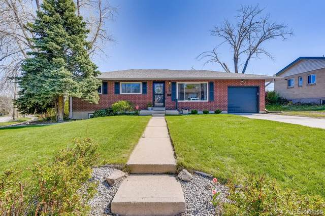 3602 W Greenwood Place, Denver, CO 80236 (#6079526) :: Portenga Properties