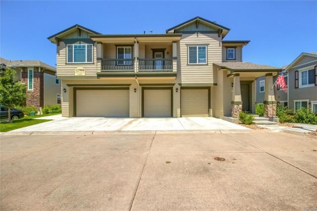 12908 W Grant Circle C, Thornton, CO 80241 (MLS #6079749) :: 8z Real Estate