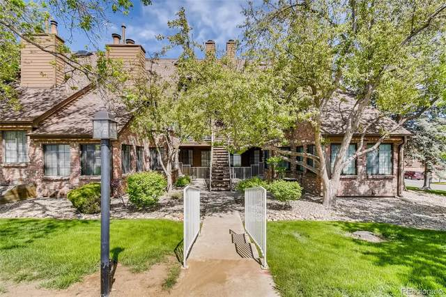 806 S Vance Street C, Lakewood, CO 80226 (#6080203) :: Real Estate Professionals