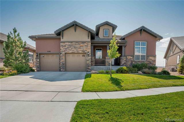 4240 Wild Horse Drive, Broomfield, CO 80023 (#6080709) :: The Dixon Group