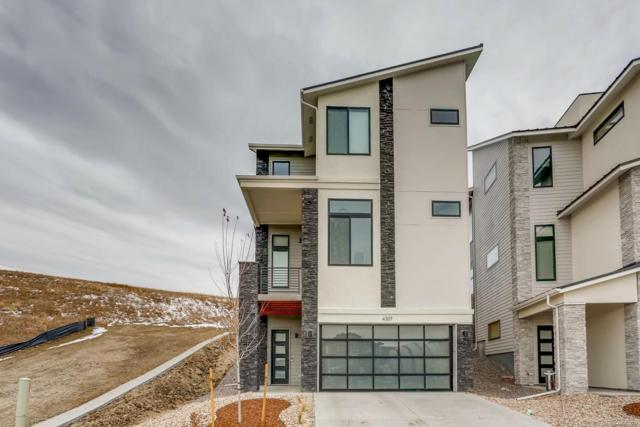 4327 N Meadows Drive, Castle Rock, CO 80109 (#6080869) :: Bicker Realty