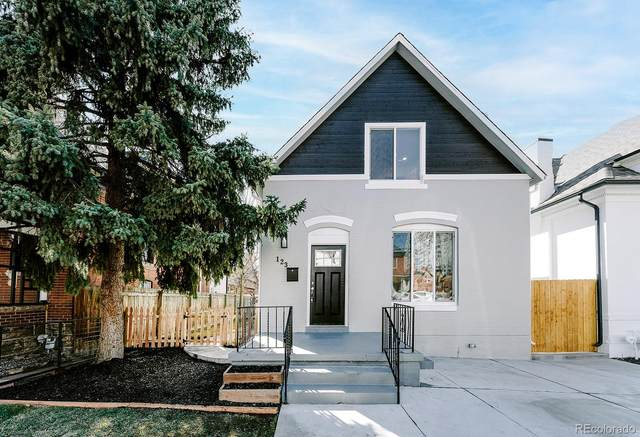 123 S Emerson Street, Denver, CO 80209 (MLS #6081333) :: Kittle Real Estate