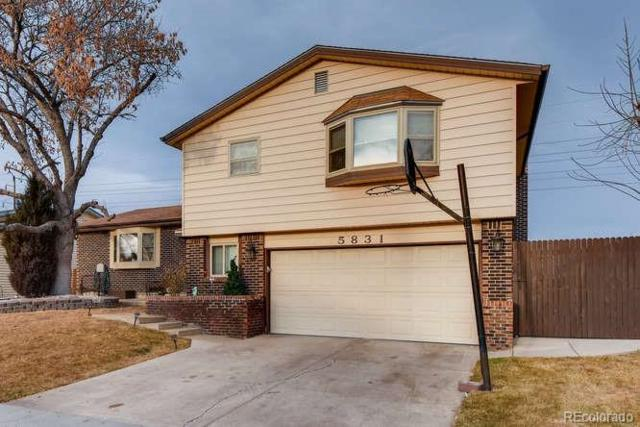 5831 W 108th Place, Westminster, CO 80020 (#6081396) :: The City and Mountains Group