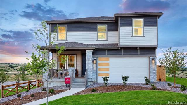 17193 Birds Foot Trail, Parker, CO 80134 (#6081655) :: Bring Home Denver with Keller Williams Downtown Realty LLC