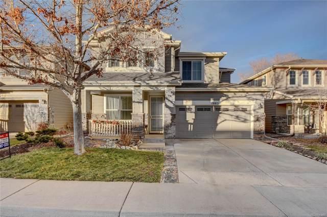 7885 W Layton Way, Littleton, CO 80123 (#6081771) :: Relevate | Denver