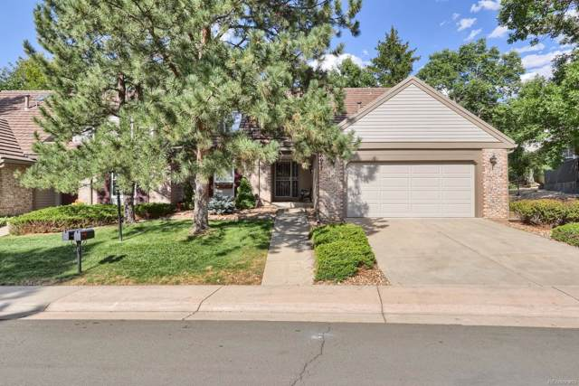 6077 E Briarwood Circle, Centennial, CO 80112 (#6081953) :: Colorado Team Real Estate