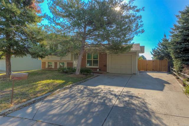1570 S Telluride Street, Aurora, CO 80017 (#6082008) :: Bring Home Denver with Keller Williams Downtown Realty LLC