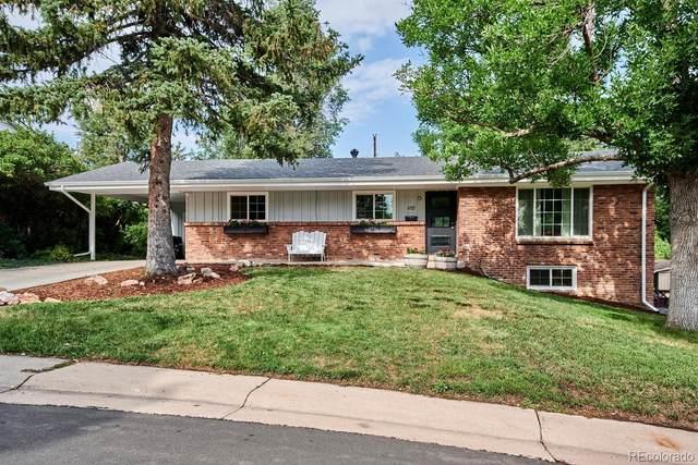 6727 S Gallup Street, Littleton, CO 80120 (#6082990) :: Compass Colorado Realty