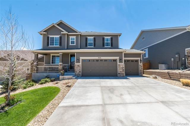 7440 Oasis Drive, Castle Rock, CO 80108 (#6083195) :: Berkshire Hathaway HomeServices Innovative Real Estate