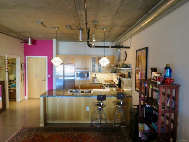 1610 Little Raven Street #414, Denver, CO 80202 (#6083263) :: The Peak Properties Group