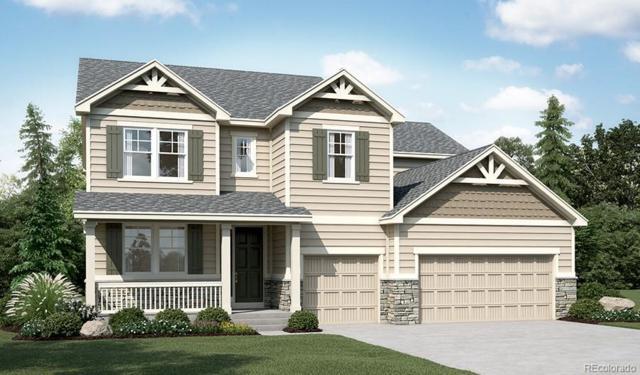 11031 Endeavor Drive, Parker, CO 80134 (#6083811) :: The HomeSmiths Team - Keller Williams