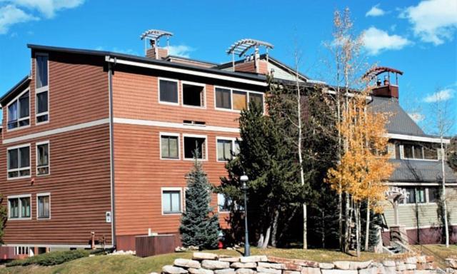 250 Ski Hill Road #24, Breckenridge, CO 80424 (#6083986) :: 5281 Exclusive Homes Realty