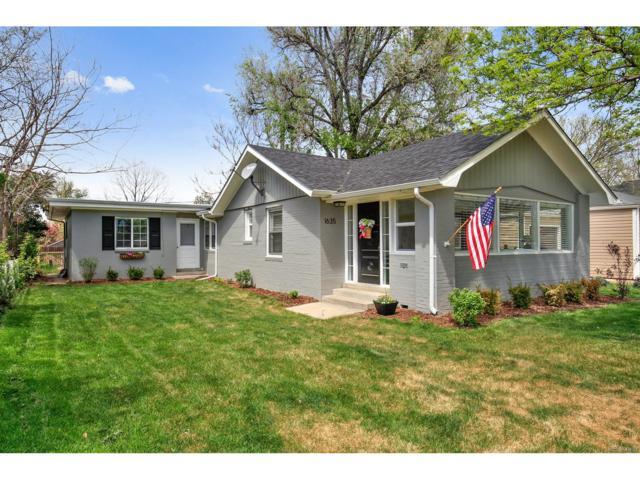 1635 S Steele Street, Denver, CO 80210 (#6084290) :: Wisdom Real Estate
