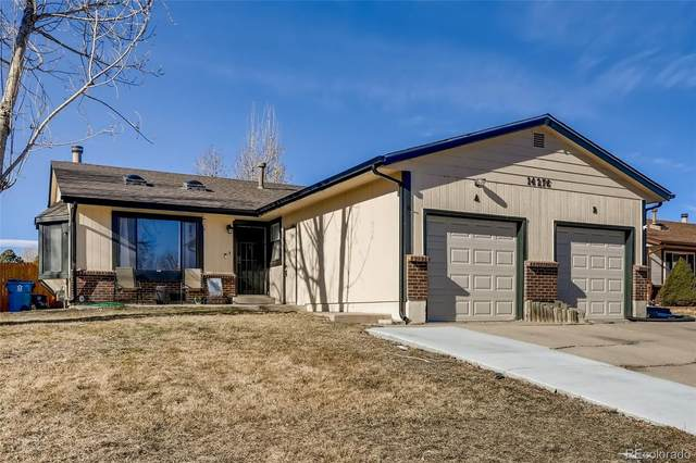 14276 E Montana Circle A, Aurora, CO 80012 (#6084452) :: The HomeSmiths Team - Keller Williams