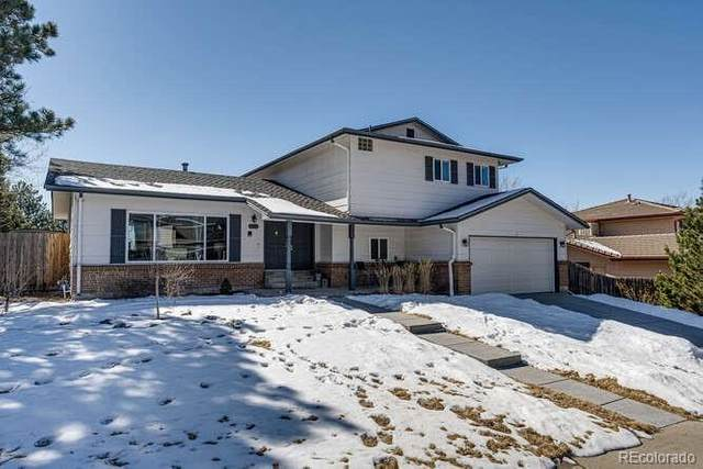 6256 E Peakview Place, Centennial, CO 80111 (#6084884) :: The Gilbert Group