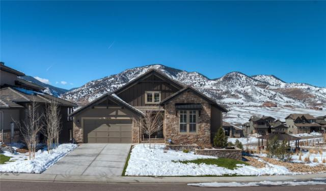 15698 Weaver Gulch Drive, Morrison, CO 80465 (#6085181) :: James Crocker Team