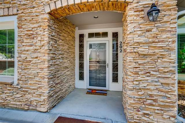 202 Whitehaven Circle, Highlands Ranch, CO 80129 (#6085697) :: The Dixon Group