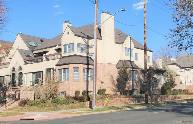 200 Adams Street, Denver, CO 80206 (#6085698) :: Real Estate Professionals