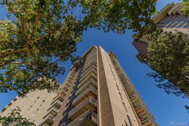 460 S Marion Parkway #706, Denver, CO 80209 (#6085808) :: The FI Team