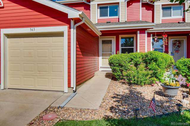 363 Montgomery Drive, Erie, CO 80516 (#6085981) :: West + Main Homes