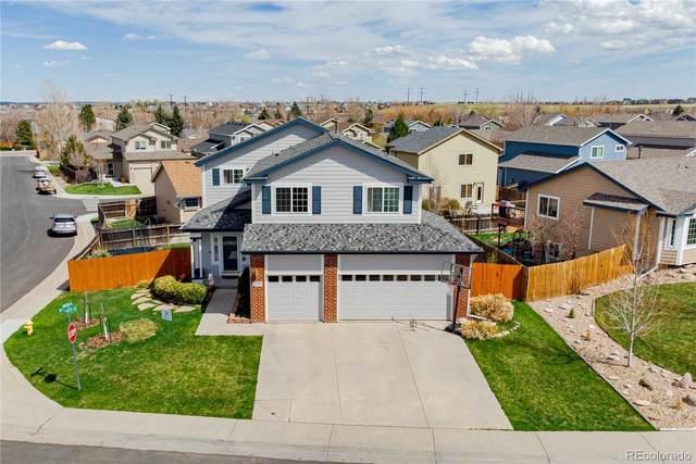 848 Bartlett Street, Castle Rock, CO 80104 (#6086215) :: The Peak Properties Group