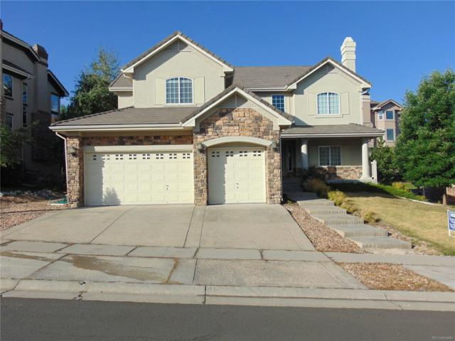7461 S Coolidge Way, Aurora, CO 80016 (#6086800) :: Sellstate Realty Pros