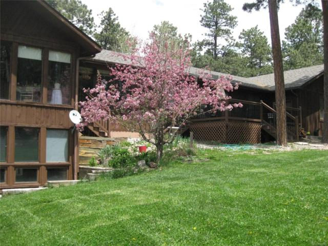 2465 Evergreen Road, Colorado Springs, CO 80921 (MLS #6087217) :: Kittle Real Estate
