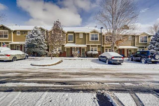 9154 Gale Boulevard #4, Thornton, CO 80260 (#6087444) :: Chateaux Realty Group