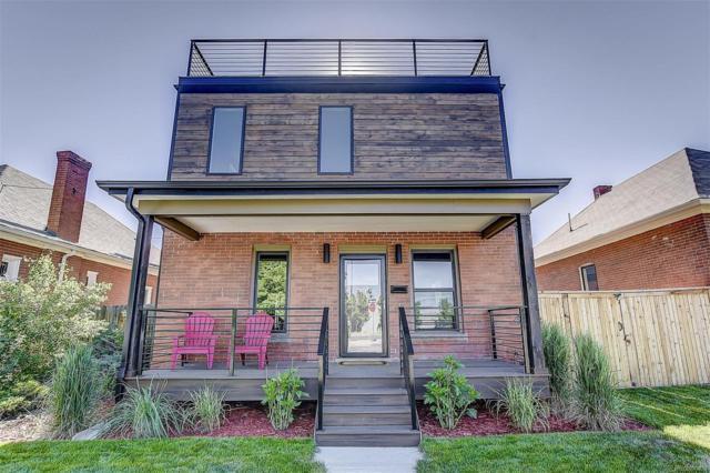 1240 S Clarkson Street, Denver, CO 80210 (#6087846) :: The HomeSmiths Team - Keller Williams