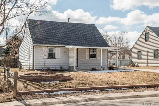 3430 W Wesley Avenue, Denver, CO 80219 (MLS #6087913) :: Kittle Real Estate