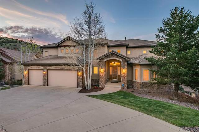 17295 Red Wolf Lane, Morrison, CO 80465 (#6088287) :: Chateaux Realty Group