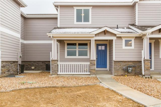 6105 Verbena Court #105, Frederick, CO 80516 (#6088552) :: The Pete Cook Home Group