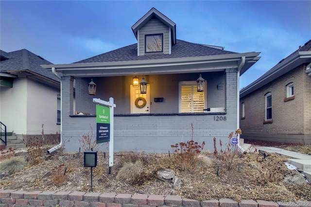 1208 S Grant Street, Denver, CO 80210 (#6088617) :: The Scott Futa Home Team