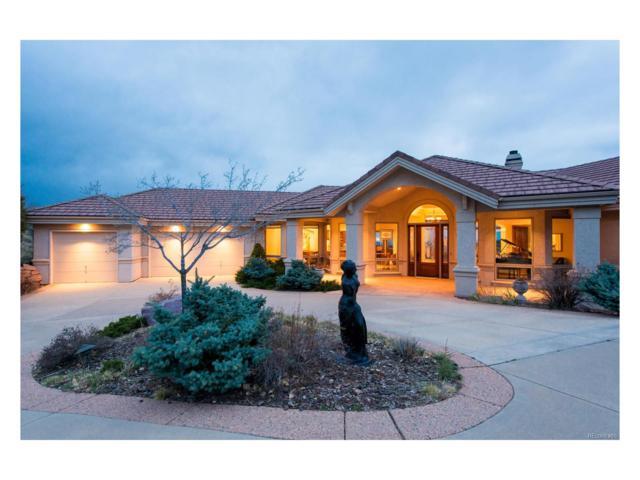 16461 Rocky Point Lane, Morrison, CO 80465 (MLS #6089328) :: 8z Real Estate