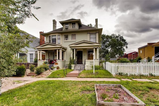 2218 N Gilpin Street, Denver, CO 80205 (#6089556) :: HomeSmart Realty Group
