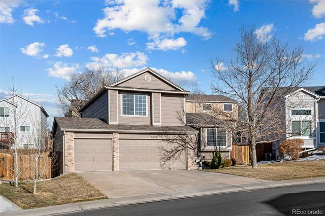 5534 S Wenatchee Street, Aurora, CO 80015 (#6089571) :: Finch & Gable Real Estate Co.