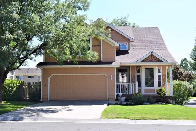 21776 Saddlebrook Drive, Parker, CO 80138 (#6089825) :: The HomeSmiths Team - Keller Williams