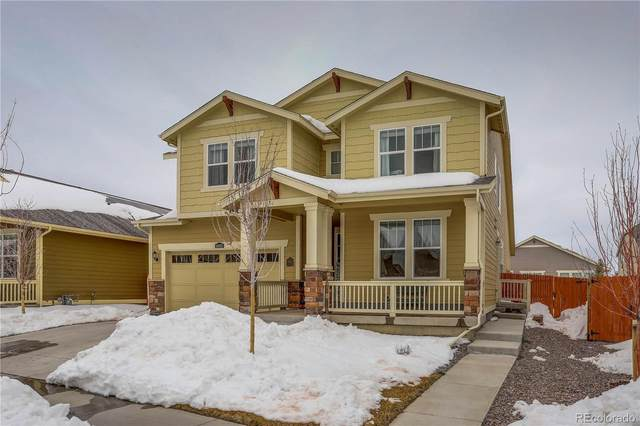 14865 Oslo Avenue, Parker, CO 80134 (#6090110) :: The Harling Team @ HomeSmart