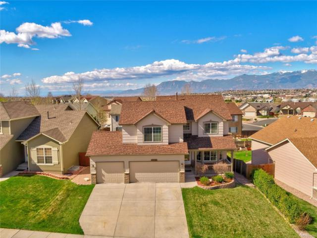 4415 Golf Club Drive, Colorado Springs, CO 80922 (#6090146) :: The DeGrood Team