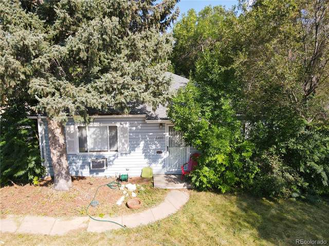 3300 S Emerson Street, Englewood, CO 80113 (#6090161) :: Portenga Properties