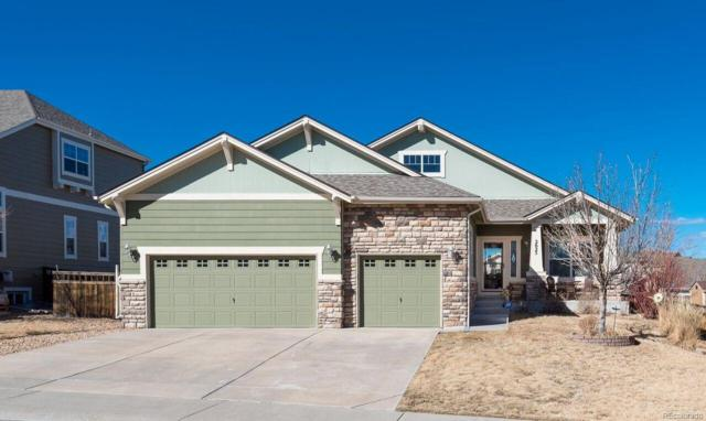 2623 Mclean Court, Castle Rock, CO 80109 (#6090666) :: The Peak Properties Group