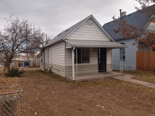 5008 Grant Street, Denver, CO 80216 (MLS #6090753) :: 8z Real Estate