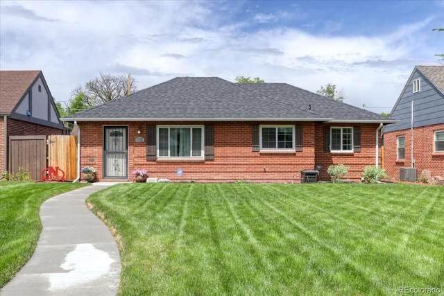 1711 Roslyn Street, Denver, CO 80220 (#6090857) :: The Colorado Foothills Team | Berkshire Hathaway Elevated Living Real Estate