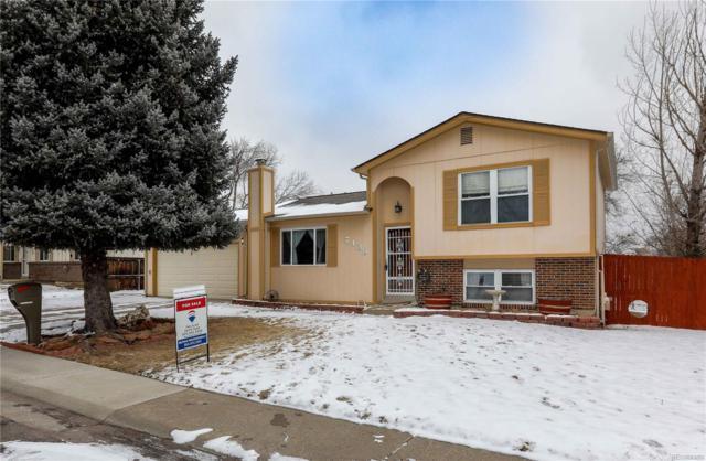 7438 S Teller Street, Littleton, CO 80128 (MLS #6091062) :: 8z Real Estate