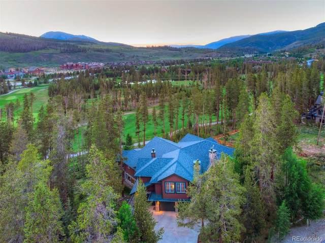 127 Marks Lane, Breckenridge, CO 80424 (#6091122) :: Venterra Real Estate LLC